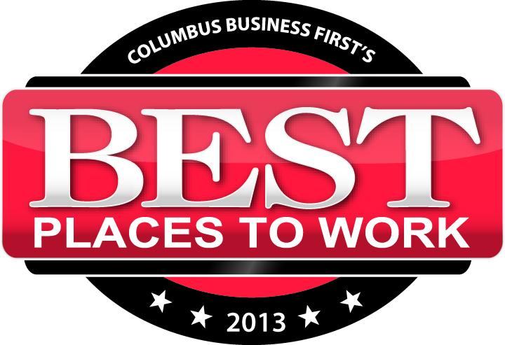 Overmyer Hall Associates named one of Columbus' Best Places to Work!