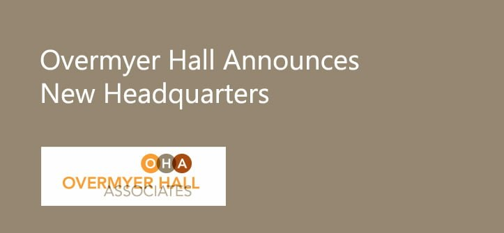 Overmyer Hall Announces New Headquarters