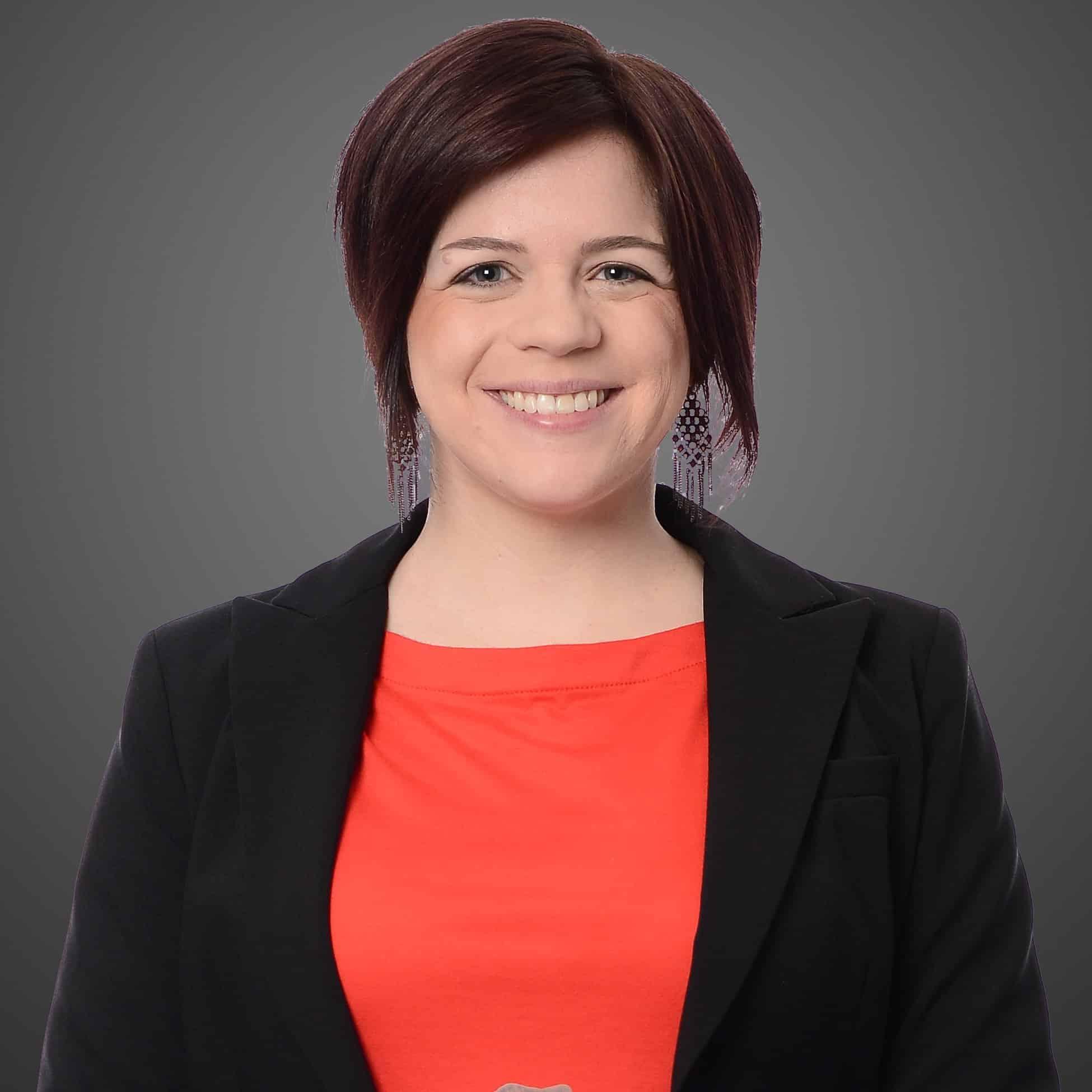 Becky Hrusovsky, CRIS, CISR