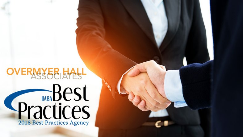Overmyer Hall Associates Best Practices Agency for Third Year in a Row