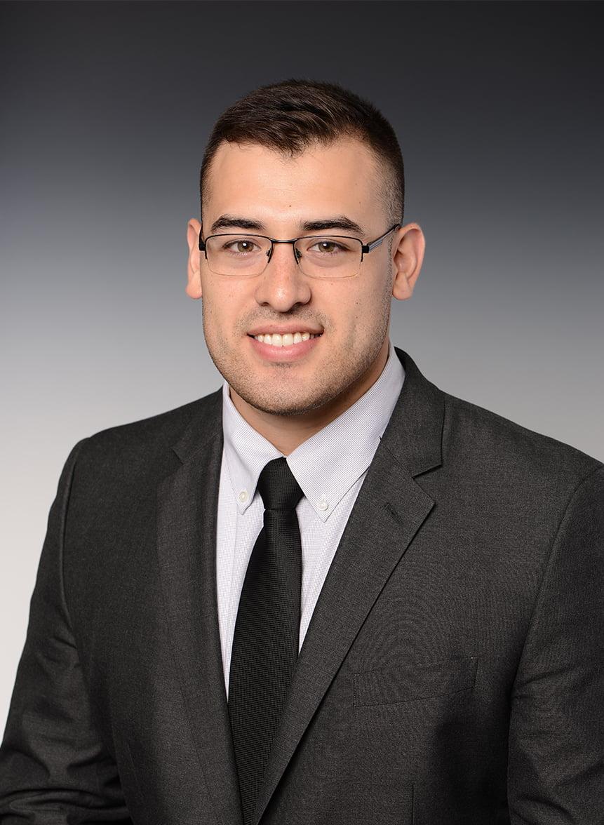 Garrett Barrera, CLCS