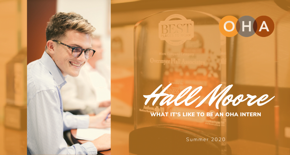 Hall Moore Intern Interview