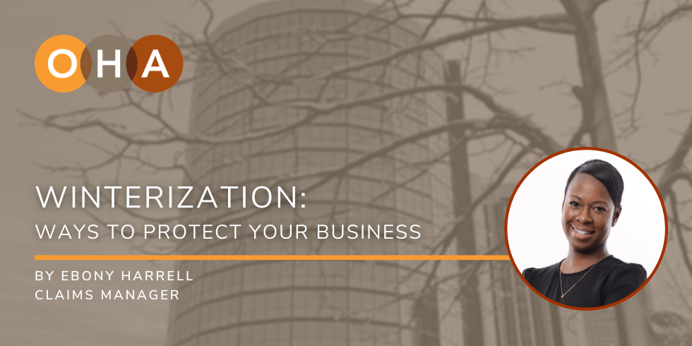 Winterization: Ways to Protect Your Business