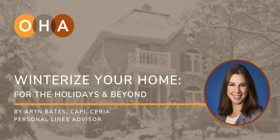 Aryn Bates - Winterize Your Home