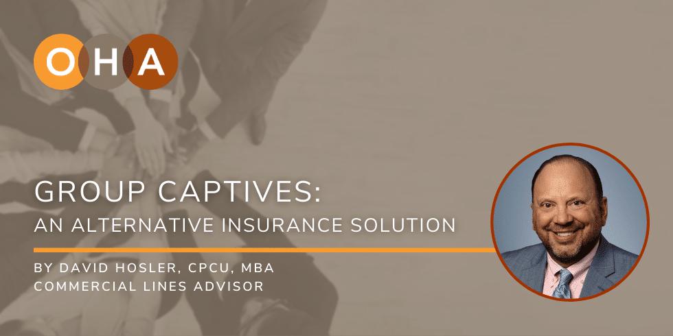 Group Captives: An Alternative Insurance Solution